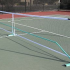 Portable Net For The Pickleball