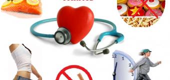 Healthy Cardiovascular Health Tips