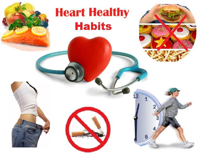 Healthy Cardiovascular Health Tips