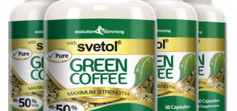 Go Green with Coffee Beans.