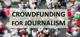 Crowdfunding for Journalists
