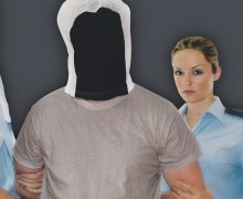 Poliveil Spit Mask Will Protect All The Law Enforcers