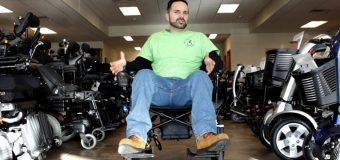 How much does a wheelchair cost?